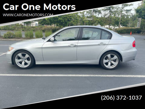 2006 BMW 3 Series for sale at Car One Motors in Seattle WA