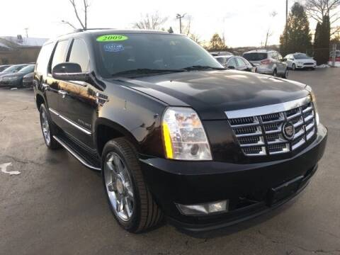 2009 Cadillac Escalade for sale at Newcombs Auto Sales in Auburn Hills MI