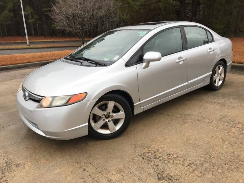 2008 Honda Civic for sale at Global Imports Auto Sales in Buford GA