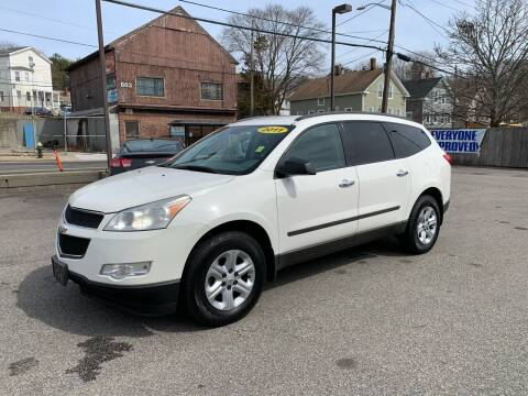 2011 Chevrolet Traverse for sale at Capital Auto Sales in Providence RI
