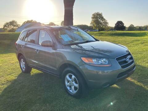 2007 Hyundai Santa Fe for sale at Good Value Cars Inc in Norristown PA