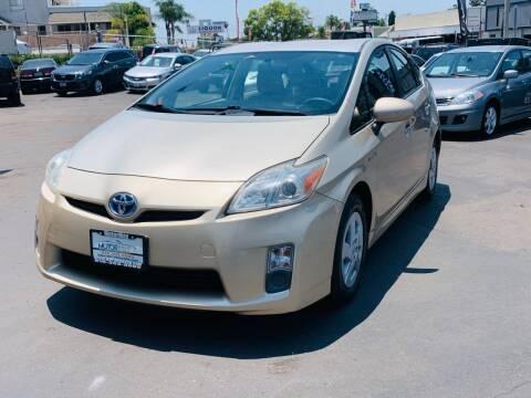 2010 Toyota Prius for sale at MotorMax in Lemon Grove CA