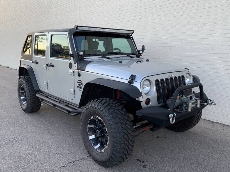 2009 Jeep Wrangler Unlimited for sale at Best Value Auto Sales in Hutchinson KS