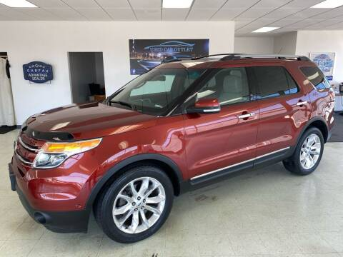 2014 Ford Explorer for sale at Used Car Outlet in Bloomington IL