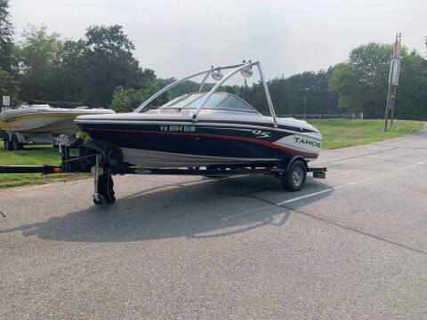 2013 Tahoe Q5I for sale at Performance Boats in Spotsylvania VA