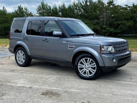 2012 Land Rover LR4 for sale at Selective Cars & Trucks in Woodstock GA
