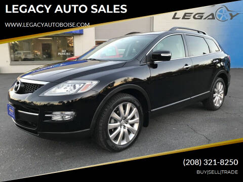 2008 Mazda CX-9 for sale at LEGACY AUTO SALES in Boise ID