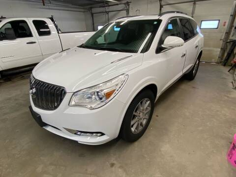 2017 Buick Enclave for sale at Hill Motors in Ortonville MN