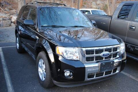 2012 Ford Escape for sale at Ramsey Corp. in West Milford NJ