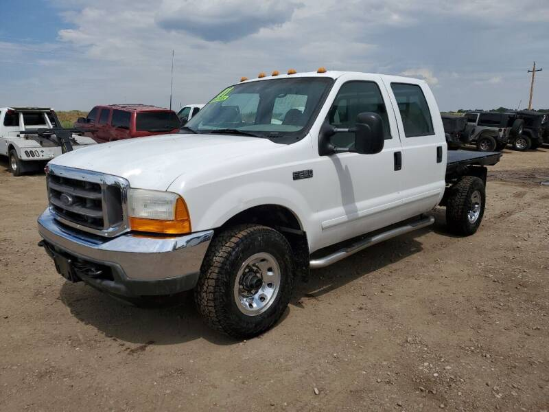 2001 Ford F-250 Super Duty for sale at HORSEPOWER AUTO BROKERS in Fort Collins CO