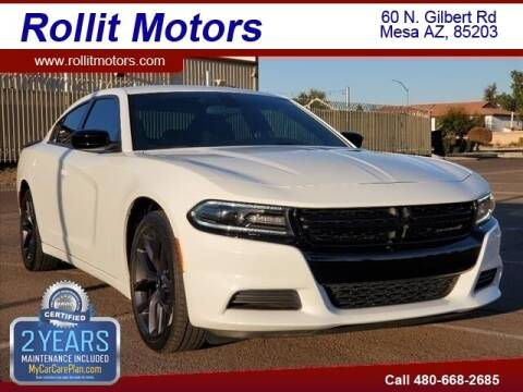 2019 Dodge Charger for sale at Rollit Motors in Mesa AZ