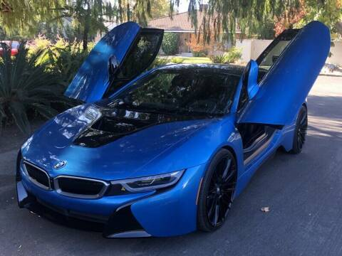 2016 BMW i8 for sale at Boktor Motors in North Hollywood CA