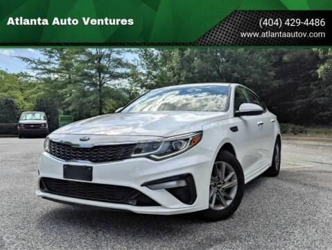 2020 Kia Optima for sale at Atlanta Auto Ventures in Roswell GA