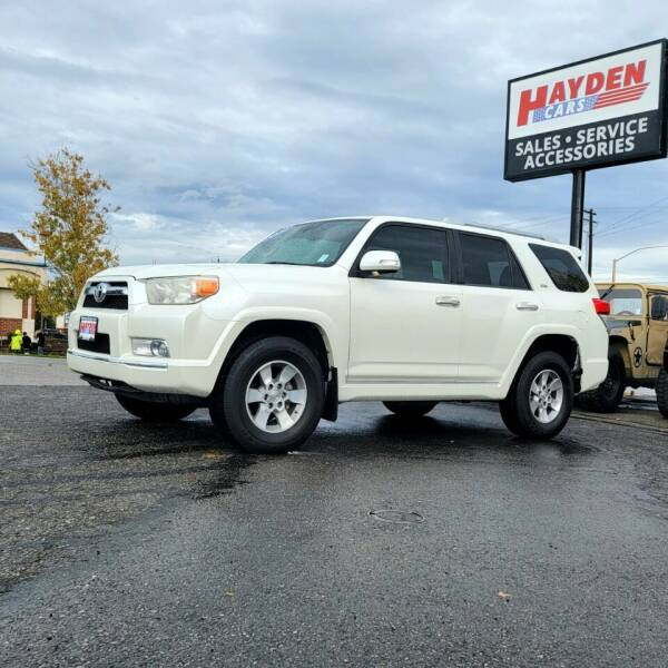 2012 Toyota 4Runner for sale at Hayden Cars in Coeur D Alene ID