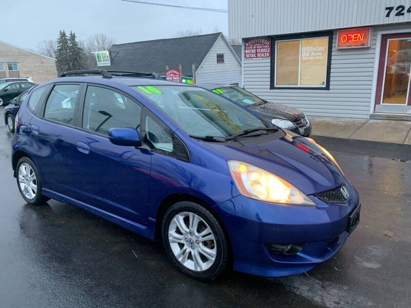 2010 Honda Fit for sale at OZ BROTHERS AUTO in Webster NY