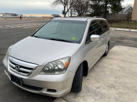 2005 Honda Odyssey for sale at Quincy Shore Automotive in Quincy MA