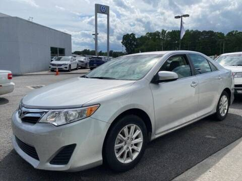 2012 Toyota Camry for sale at Southern Auto Solutions-Jim Ellis Volkswagen Atlan in Marietta GA
