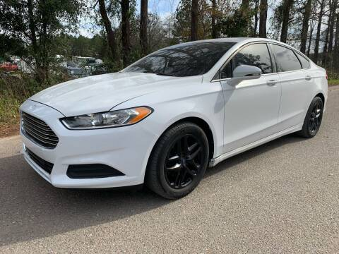 2013 Ford Fusion for sale at Next Autogas Auto Sales in Jacksonville FL