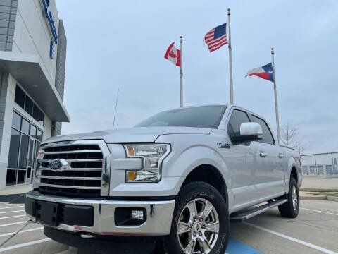 2016 Ford F-150 for sale at TWIN CITY MOTORS in Houston TX