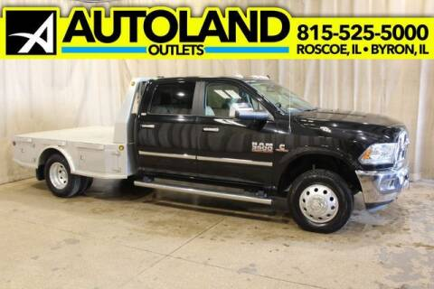 2016 RAM Ram Chassis 3500 for sale at AutoLand Outlets Inc in Roscoe IL