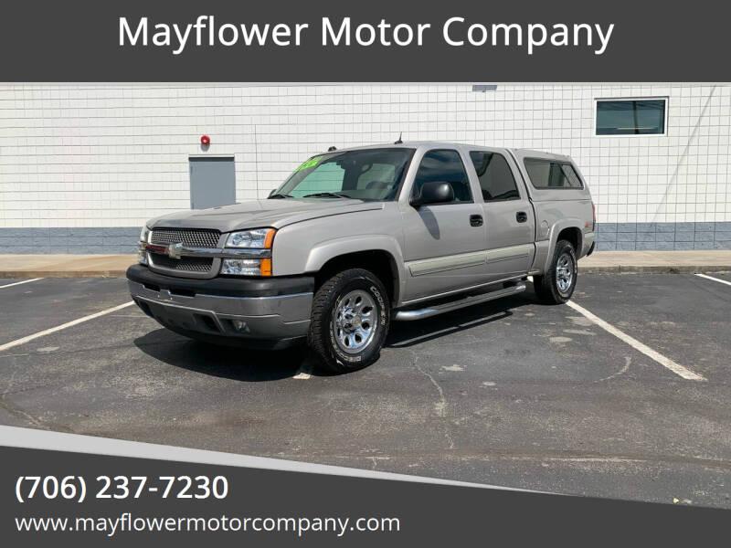 2005 Chevrolet Silverado 1500 for sale at Mayflower Motor Company in Rome GA