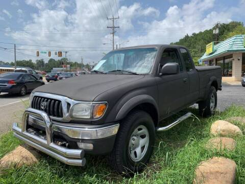 2001 Toyota Tacoma for sale at Diana Rico LLC in Dalton GA