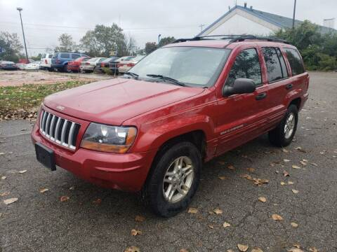 2004 Jeep Grand Cherokee for sale at REM Motors in Columbus OH