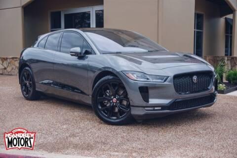 2020 Jaguar I-PACE for sale at Mcandrew Motors in Arlington TX
