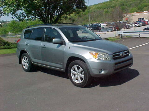 2006 Toyota RAV4 for sale at North Hills Auto Mall in Pittsburgh PA