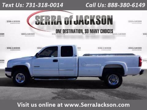 2006 Chevrolet Silverado 2500HD for sale at Serra Of Jackson in Jackson TN
