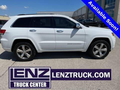 2014 Jeep Grand Cherokee for sale at Lenz Auto - Coming Soon in Fond Du Lac WI