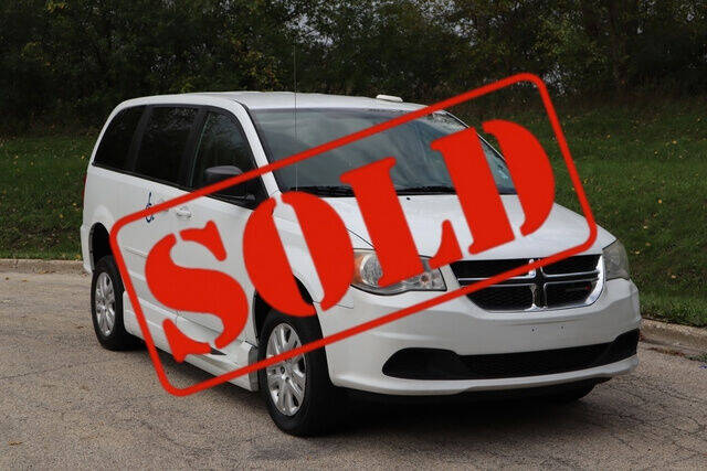 2014 Dodge Grand Caravan for sale at Signature Truck Center in Crystal Lake IL