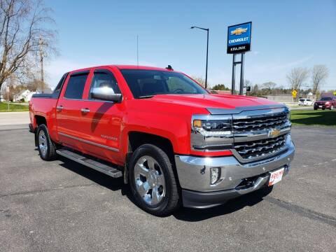 2018 Chevrolet Silverado 1500 for sale at Krajnik Chevrolet inc in Two Rivers WI