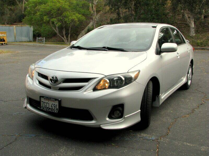 2013 Toyota Corolla for sale at Used Cars Los Angeles in Los Angeles CA