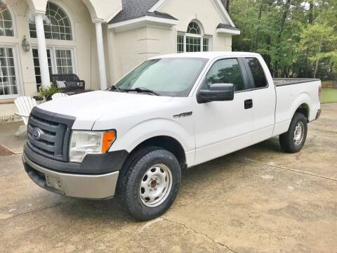 2012 Ford F-150 for sale at Weaver Motorsports Inc in Cary NC