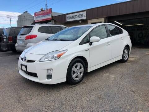 2010 Toyota Prius for sale at WINDOM AUTO OUTLET LLC in Windom MN