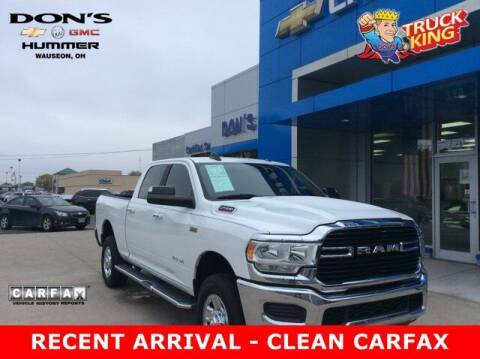2019 RAM Ram Pickup 2500 for sale at DON'S CHEVY, BUICK-GMC & CADILLAC in Wauseon OH