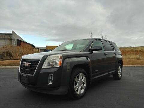 2011 GMC Terrain for sale at AUTOMOTIVE SOLUTIONS in Salt Lake City UT
