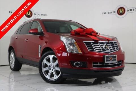 2016 Cadillac SRX for sale at INDY'S UNLIMITED MOTORS - UNLIMITED MOTORS in Westfield IN