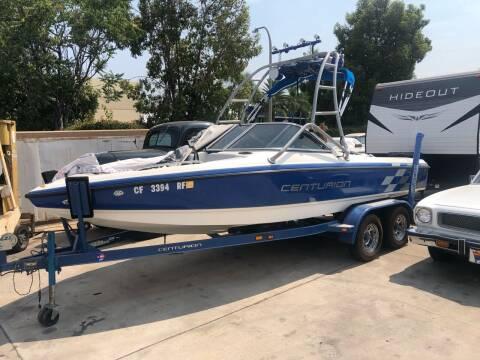 2004 Centurion Ski Boat for sale at HIGH-LINE MOTOR SPORTS in Brea CA