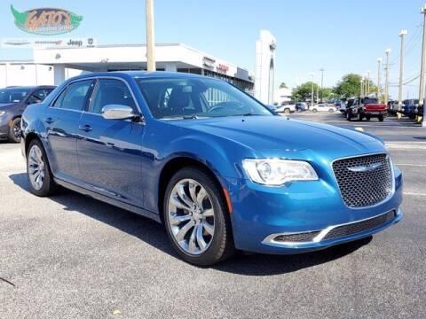 2021 Chrysler 300 for sale at GATOR'S IMPORT SUPERSTORE in Melbourne FL