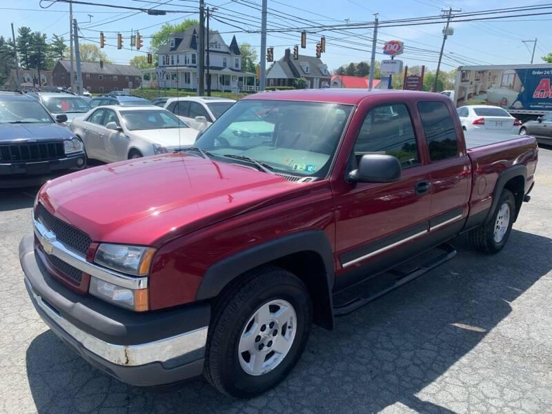2005 Chevrolet Silverado 1500 for sale at Masic Motors, Inc. in Harrisburg PA