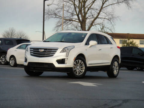 2017 Cadillac XT5 for sale at Jack Schmitt Chevrolet Wood River in Wood River IL
