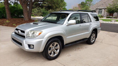 2008 Toyota 4Runner for sale at The Car Guy in Glendale CO