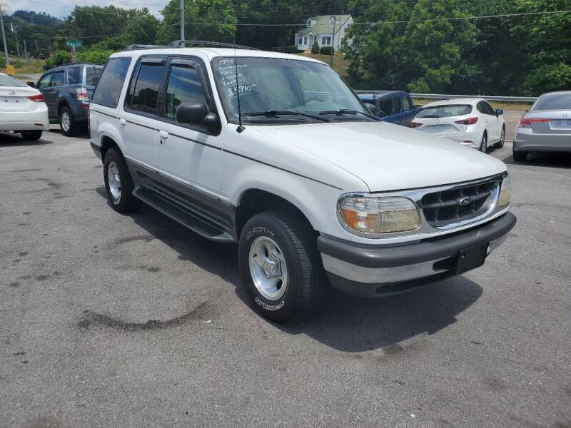 1998 Ford Explorer for sale at DISCOUNT AUTO SALES in Johnson City TN