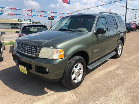 2004 Ford Explorer for sale at Rock Motors LLC in Victoria TX