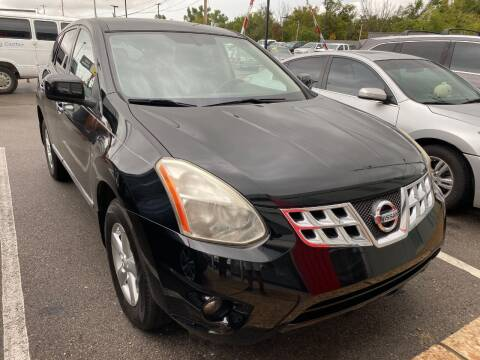 2013 Nissan Rogue for sale at Auto Solutions in Warr Acres OK
