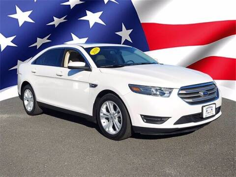2016 Ford Taurus for sale at Gentilini Motors in Woodbine NJ