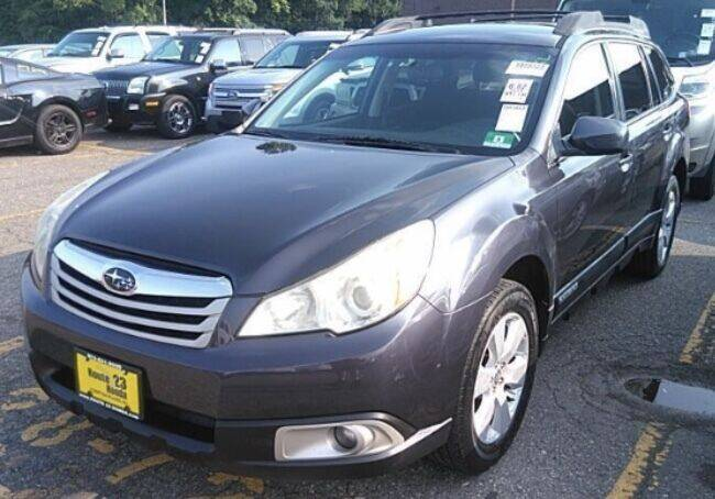 2011 Subaru Outback for sale at Father & Sons Auto Sales in Leeds NY