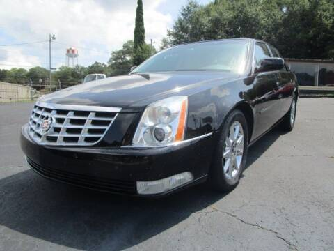 2011 Cadillac DTS for sale at Lewis Page Auto Brokers in Gainesville GA